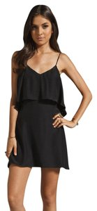 Blu Moon short dress Black on Tradesy
