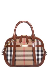 Burberry Satchel in Multicolored