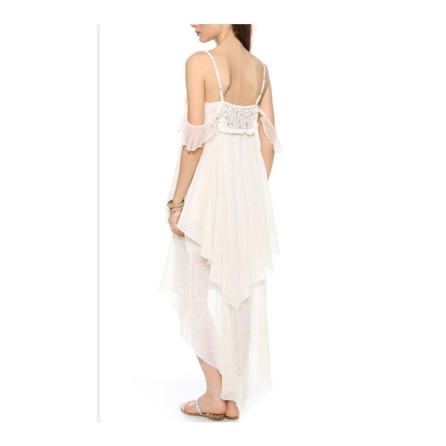 Cream Maxi Dress by Free People Image 1