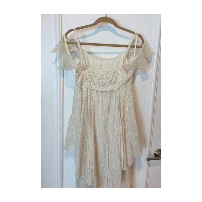 Cream Maxi Dress by Free People Image 5