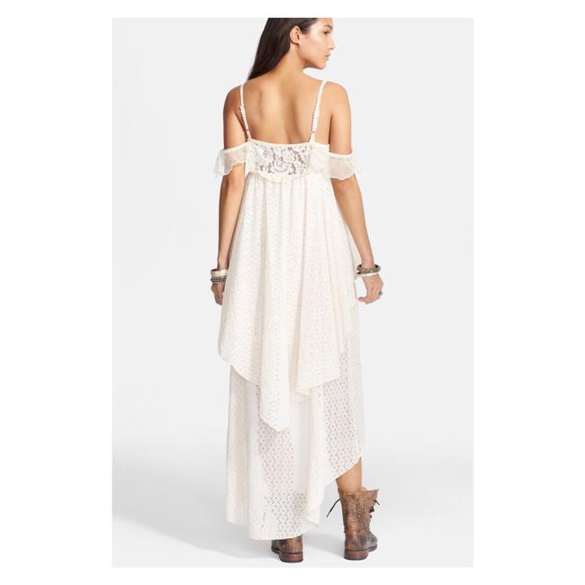 Cream Maxi Dress by Free People Image 8