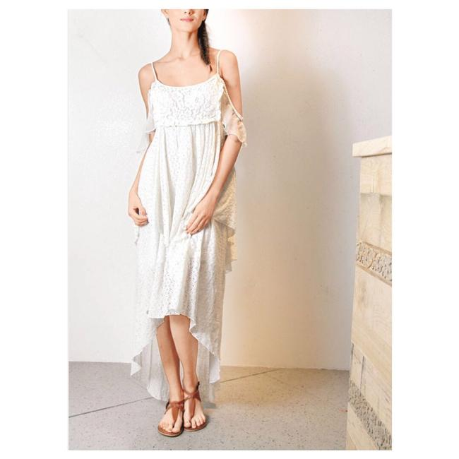 Cream Maxi Dress by Free People Image 9