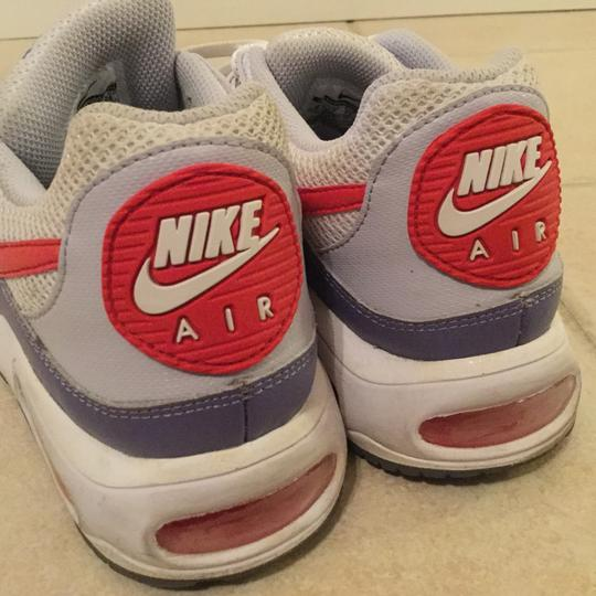 Nike White, Purple, and Pink Athletic Image 3