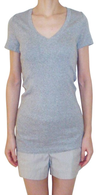 Preload https://img-static.tradesy.com/item/21326151/jcrew-heather-grey-new-perfect-fit-set-of-two-tee-shirt-size-4-s-0-1-650-650.jpg