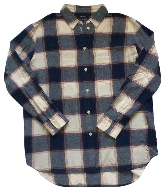 Preload https://img-static.tradesy.com/item/21326381/madewell-multicolor-oversized-boyshirt-in-primary-plaid-button-down-top-size-0-xs-0-3-650-650.jpg