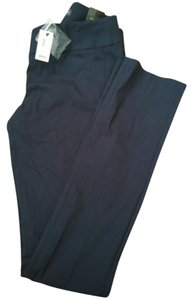 The Limited Straight Pants Blue