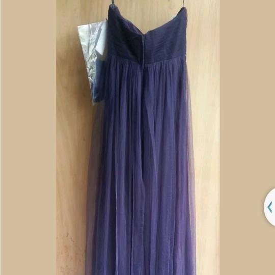 Jenny Yoo Amethyst Tulle Annabelle Formal Bridesmaid/Mob Dress Size 0 (XS)