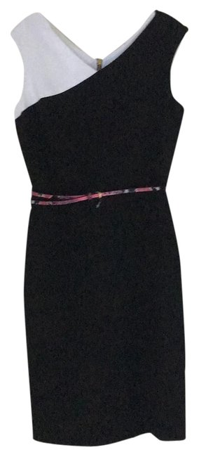 Preload https://img-static.tradesy.com/item/21326453/calvin-klein-black-mid-length-workoffice-dress-size-8-m-0-1-650-650.jpg