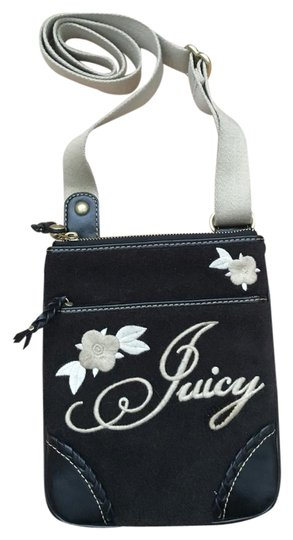 Preload https://img-static.tradesy.com/item/21326520/juicy-couture-black-cotton-blend-cross-body-bag-0-1-540-540.jpg