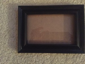 4x6 Frames; Great For Pictures And Signage For A Wedding
