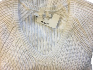 Olivaceous Tunic New With Tags Cotton Wool Blend Sweater