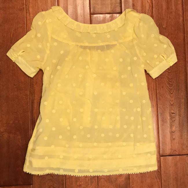 Juicy Couture Top Yellow