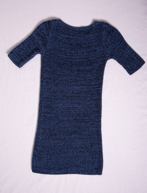 how to add length to a knitted sweater sleeve