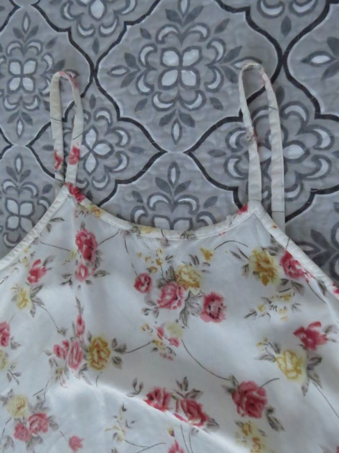 Other short dress floral Summer Mini Strappy Light on Tradesy