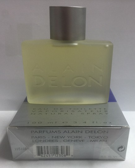 Alain Delon ALAIN DELON Pour Homme 3.4oz/100ml EDT Spray,New !!!