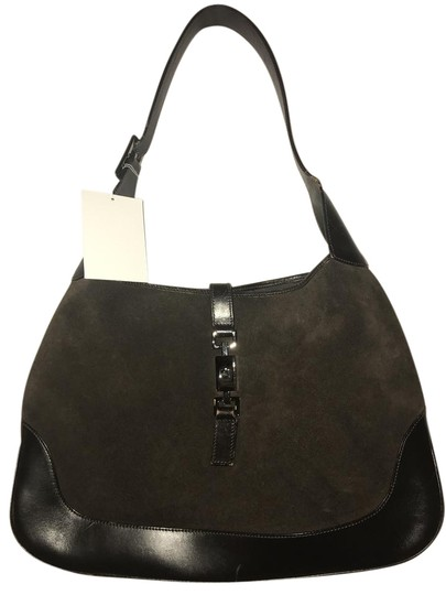Preload https://img-static.tradesy.com/item/21327370/gucci-jackie-shoulder-brown-suede-leather-hobo-bag-0-1-540-540.jpg