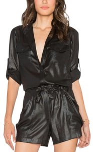 BCBGMAXAZRIA Button-front Dress