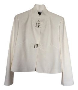 Anne Klein Brand new white Ann Klein skirt suit