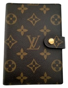 Louis Vuitton Agenda PM Monogram Notebook Organizer