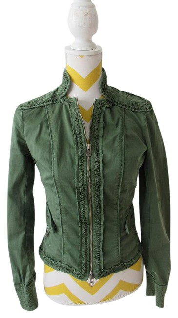 Preload https://img-static.tradesy.com/item/21327737/ax-armani-exchange-olive-trim-detail-miltary-jacket-size-2-xs-0-1-650-650.jpg