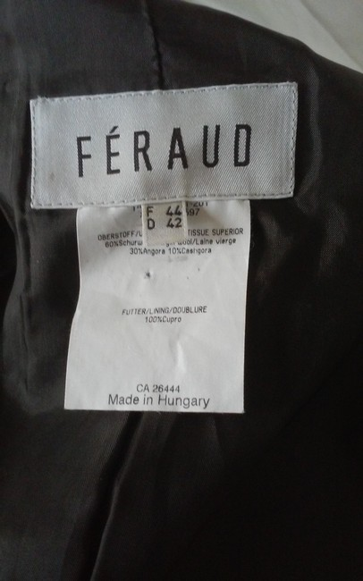 Louis Feraud brown Blazer