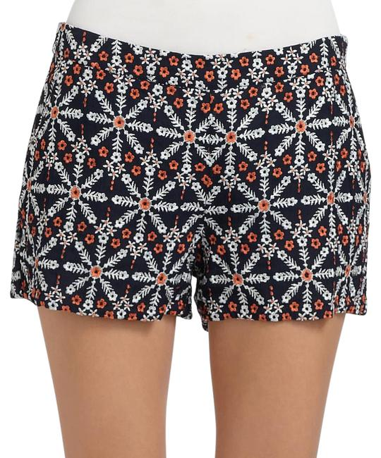 Preload https://img-static.tradesy.com/item/21328128/joie-navy-jacobella-floral-embroidered-dress-shorts-size-6-s-28-0-1-650-650.jpg