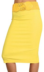 Other Skirt yellow