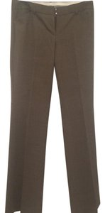 Express Flare Pants Brown Heather
