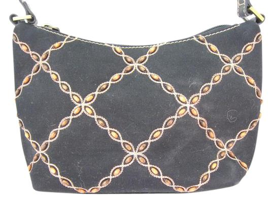Preload https://img-static.tradesy.com/item/21328266/liz-claiborne-small-with-beaded-design-black-canvas-satchel-0-1-540-540.jpg