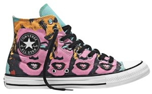 Converse Limited Edition All Stars Andy Warhol Marilyn Monroe Multi Athletic