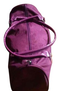 Other Carry On Luggage Suit Case Purple Travel Bag