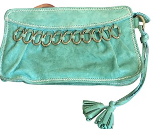 Lucky Brand Turquoise Clutch