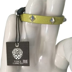 Vince Camuto Trendy ViCamuto Genuine Leather Bracelet