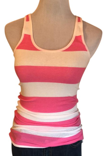 Preload https://img-static.tradesy.com/item/21328863/victoria-s-secret-pink-and-white-long-tank-topcami-size-6-s-0-1-650-650.jpg