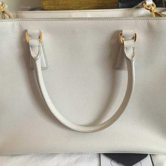 Prada Satchel in talco