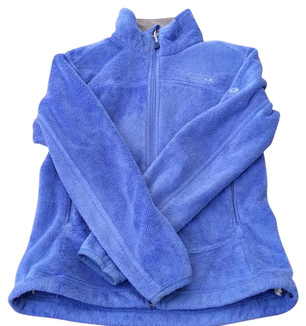 Preload https://img-static.tradesy.com/item/21329629/mountain-hardwear-blue-fleece-sweatshirthoodie-size-2-xs-0-1-650-650.jpg