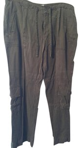 Old Navy Cargo Pants Olive Green