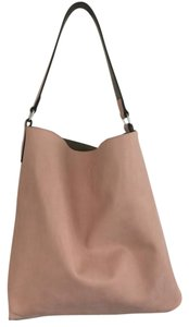Other Tote in Peach and Olive Green