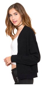Brandy Melville Bomber Black Jacket