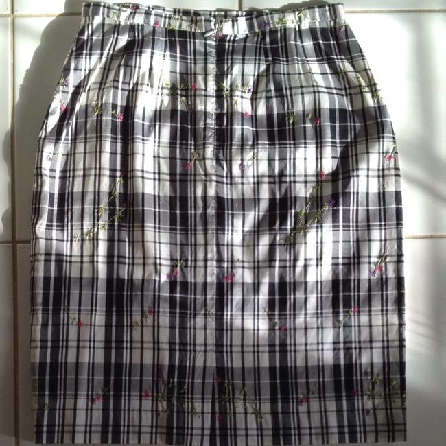 Uniform John Paul Richard Skirt Black & White