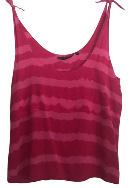 Preload https://img-static.tradesy.com/item/21330356/patterson-j-kincaid-pink-and-red-striped-shoulder-tie-tank-topcami-size-0-xs-0-1-650-650.jpg