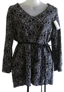 Maggie Barnes Dress Rhinestones Tunic
