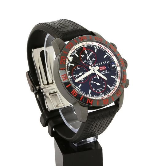 Chopard Limited Edition Chronograph Speed Black 2 Mille Miglia GMT Men's Watch