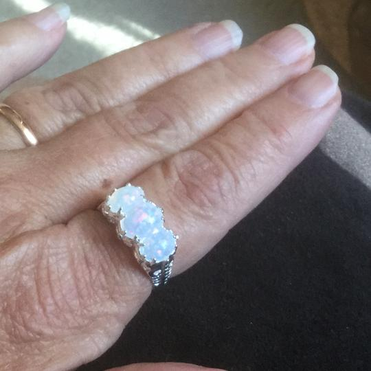 Other 3 stone Opal Ring