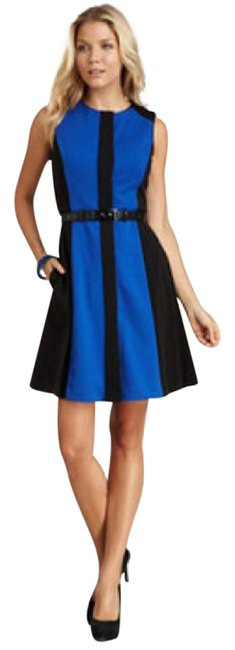 Preload https://img-static.tradesy.com/item/21330592/vince-camuto-cobalt-sleeveless-colorblock-short-workoffice-dress-size-6-s-0-1-650-650.jpg