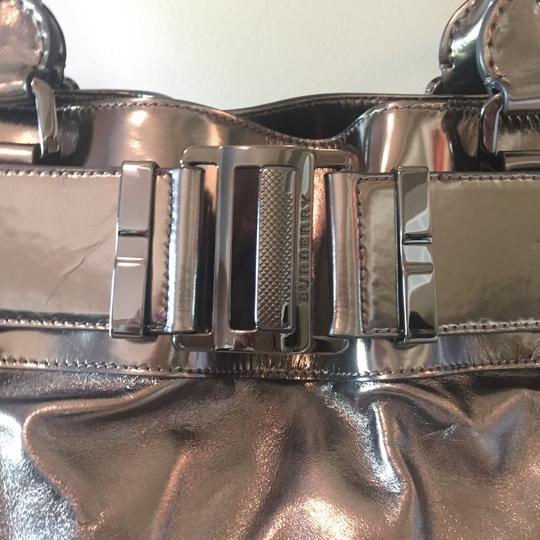 Burberry Satchel in Metallic