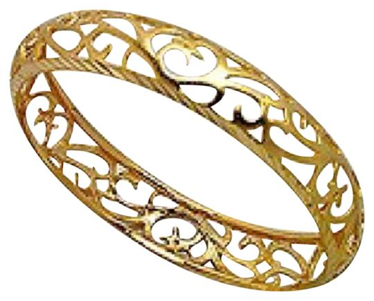 Preload https://img-static.tradesy.com/item/21330773/bangle-with-filigree-pattern-bracelet-0-1-540-540.jpg