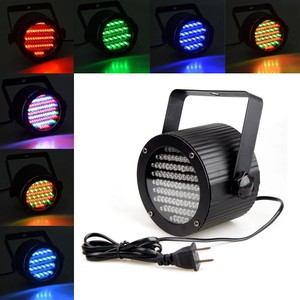 Lot Of 20 86 Rgb Led Light Par Dmx-512 Lights For Uplighting