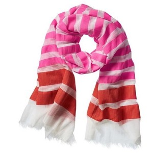 Banana Republic Lightweight Bold Striped Scarf