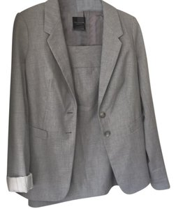 The Limited Grey suit